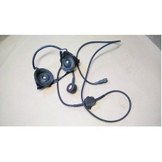 LARKSPUR LATE TYPE HEADSET MIC AND PTT ASSEMBLY